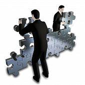 Businessmens Nádražní puzzle