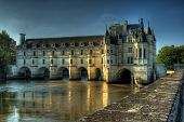 Chenonceau Castle (HDR)