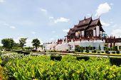 The Thailand Royal Pavilion