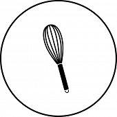 whisk symbol
