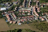 Suburbs In French Country