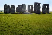 picture of stonehenge  - Stonehenge taken in Wiltshire in United Kingdom - JPG