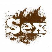 Sex Messy Blot