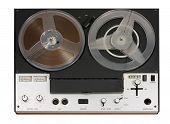 Open Reel Tape Recorder Deck