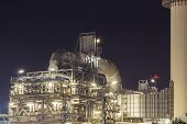 Oil Manufacturing Industrial