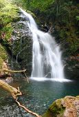 Xorroxin Waterfall (Baztan Valley, Navarra, Spain)