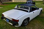 Porsche 914 Two Liter