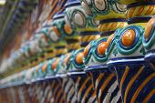 Ceramic Painted Railings