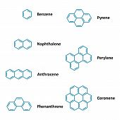 Chemical Structural Formulas