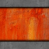 texture metal background old rusty grunge iron
