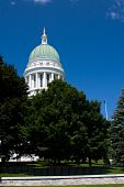 Maine Capitol Building 1