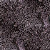 dirt seamless texture  soil land terra background