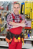 Portrait Of Technician Worker