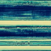 Old grunge textured background. With different color patterns: yellow (beige); blue; cyan