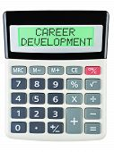 Calculator With Career Development