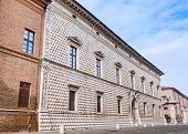 Palazzo Dei Diamanti, Ferrara, Italy