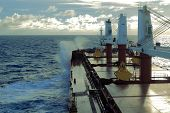 deck bulk carrier