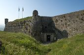 The Military Fortress Of Gavi Ligure