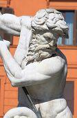 Neptune Fountain in Navona Square