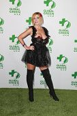 LOS ANGELES - FEB 18:  Nadeea Volianova at the Global Green USA's 12th Annual Pre-Oscar Party at a Avalon on February 18, 2015 in Los Angeles, CA