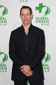 LOS ANGELES - FEB 18:  Sebastian Copeland at the Global Green USA's 12th Annual Pre-Oscar Party at a Avalon on February 18, 2015 in Los Angeles, CA