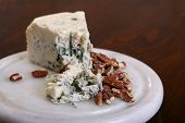 Blue Cheese and pecans