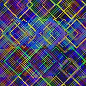 Pattern, Seamless, Grunge,  Vintage, Colorful, Geometric, Background, Abstract