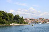 Rovinj Village In Croatia