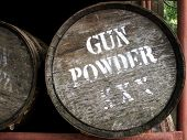 Gun Powder Barrel