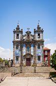 Church Of Saint Ildefonso In Porto, Portugal