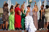 Wedding photo shoot.