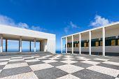 Culture Centre In Ponta Do Pargo At Madeira Island