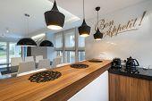 Modern Dinning Room Interior Design