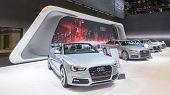 2015 Audi A5, A6, A7, A8