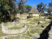 Kuelap Fortress,Chachapoyas, Amazonas, Peru.