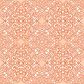 stock photo of psychedelic  - Graphic pattern with psychedelic motifs and mosaics - JPG
