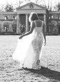 stock photo of muse  - Muses Bride - JPG