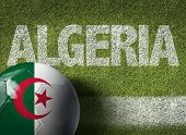 pic of algiers  - Soccer field with the text - JPG