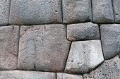Ancient wall of Sacsayhuaman