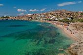 Paradise Beach Of Mykonos