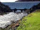 Caban Coch Dam2
