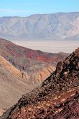 The Beauty And Color Of Death Valley National Park, California, Usa