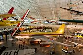 The Steven F. Udvar-hazy Center - National Air And Space Museum