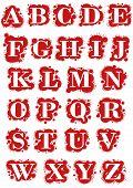 Drops-font