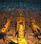 Statue of Buddha, China