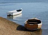 Seaside Row Boats