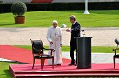 Germany 2011 State Visit Of Pope Benedict Xvi