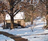 Snow Cabin Park