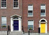 Georgian Terrace Dublin