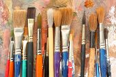 Studio Arts Brushes 1